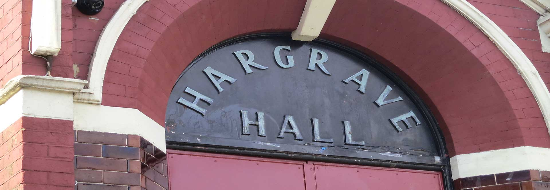 Hargrave Hall London